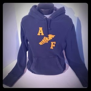 Men's Abercrombie and Fitch hoodie